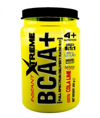 4+ NUTRITION Extreme Instant BCAA +
