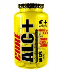4+ NUTRITION Core ALC + / 90 Caps.
