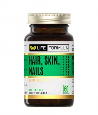 LIFE FORMULA Hair, Skin, Nails / 60 Caps.