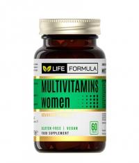 LIFE FORMULA Multivitamins Women / 60 Tabs.