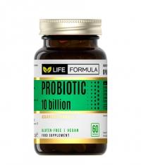 LIFE FORMULA Probiotic 10 Billion / 60 Caps.