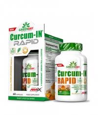 AMIX CURCUM-IN® RAPID / 60 Caps.