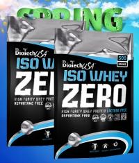 PROMO STACK SPRING Iso Whey Zero / x2