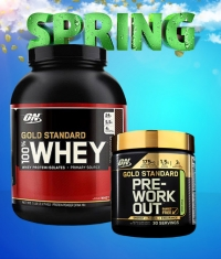 PROMO STACK Optimum Energy Stack