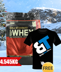 PROMO STACK OPTIMUM NUTRITION DEAL 2