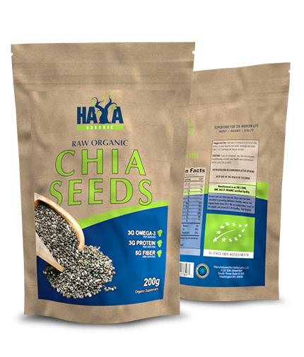 haya-labs Organic Chia Seeds