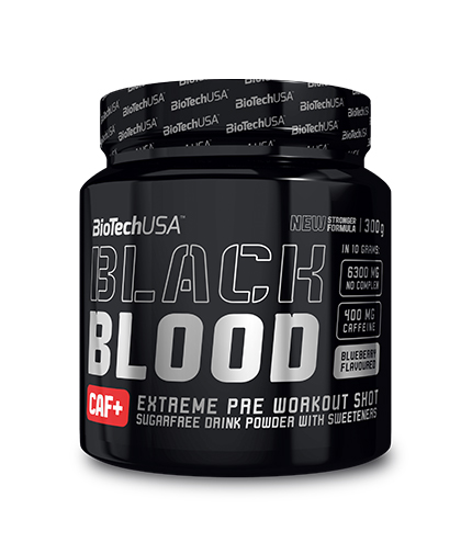 biotech-usa Black Blood CAF+ 300g