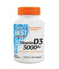 DOCTOR'S BEST Vitamin D3 5000IU