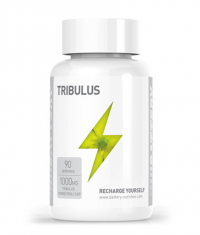 BATTERY Tribulus 1000mg
