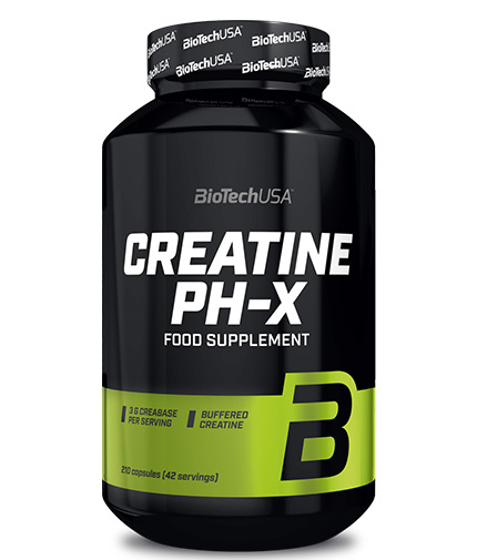 biotech-usa Creatine PH-X 210 Caps.