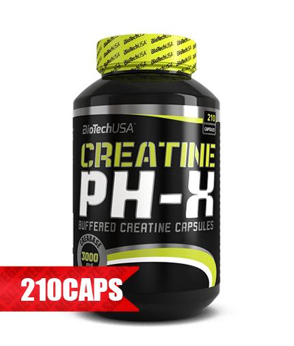 biotech-usa Creatine PH-X 210 Caps.