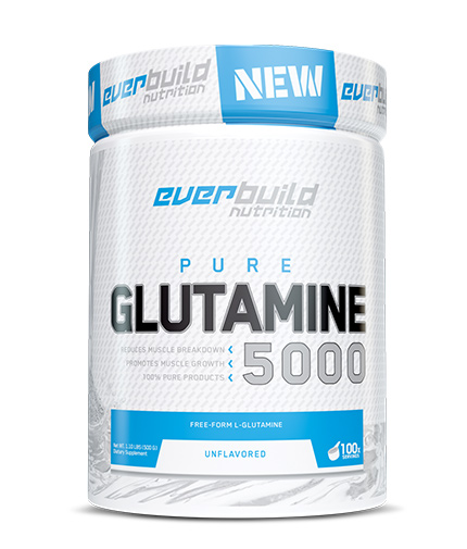 EVERBUILD Glutamine 500mg