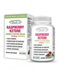 4DN Raspberry Ketones 60 Caps