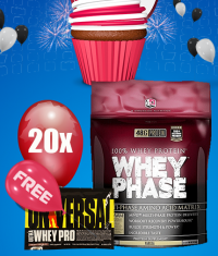 PROMO STACK 1+1 FREE 10 YEARS PROTEINS STACK