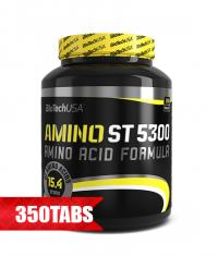 BIOTECH USA Amino ST 5300 350 Tabs.