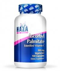 HAYA LABS Ascorbyl Palmitate 500 mg / 100 Vcaps.