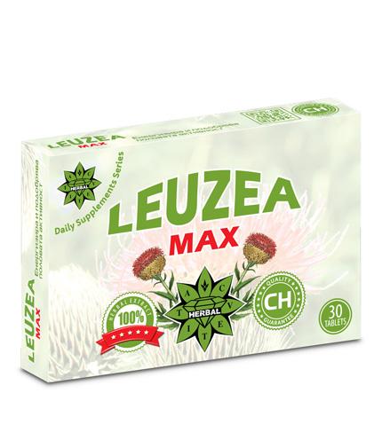 cvetita-herbal Leuzea Max / 30 Tabs.