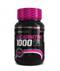BIOTECH USA L-Carnitine 1000 mg. / 30 Tabs.