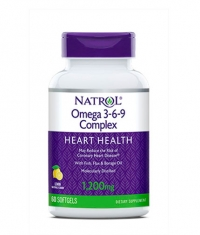NATROL Omega 3-6-9 Complex 60 Softgels