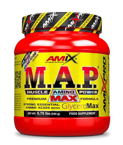 AMIX M.A.P. with GlyceroMax