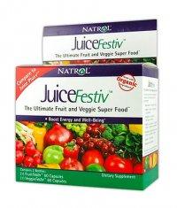 NATROL Juice Festiv 2x60 Caps.