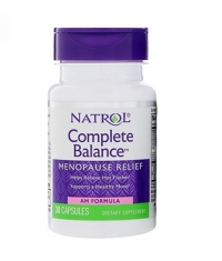 NATROL Complete Balance for Menopause AM/PM 2x30 Caps.