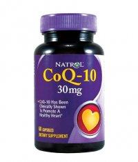 NATROL Coenzyme Q-10 / 30mg. / 60 Caps.