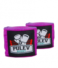 PULEV SPORT Hand Wraps / Purple