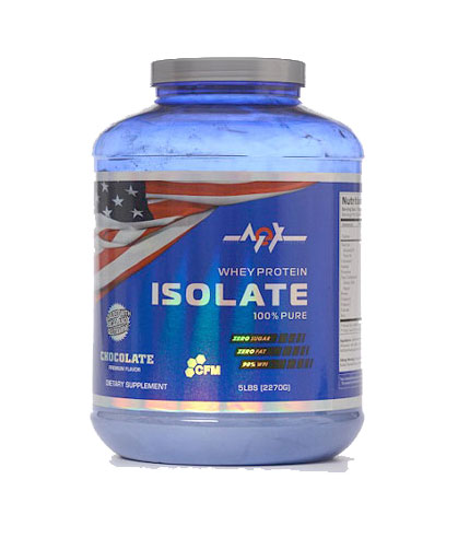 MEX Whey Protein Isolate 5 Lbs. 2.270