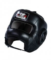 PULEV SPORT Headguard Face Bar / Black