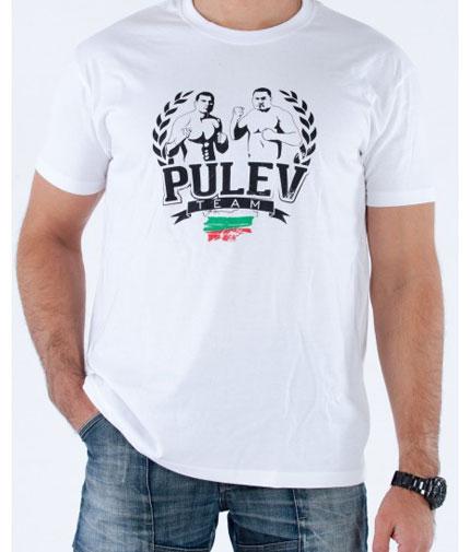 PULEV SPORT Pulev Brothers T-Shirt