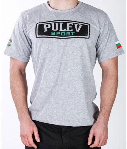 PULEV SPORT Pulev Sport T-Shirt / Grey