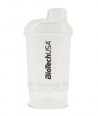 BIOTECH USA Wave+ Nano 300ml. + 150ml. / Transparent