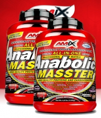 PROMO STACK Amix Anabolic Masster 5 Lbs. / x2