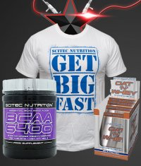 PROMO STACK SCITEC 2+1 DE BLACK FRIDAY