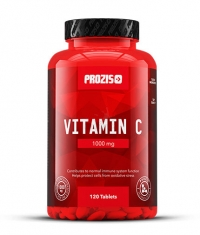 PROZIS Vitamin C 1000mg With Rosehips / 120 Tabs.