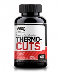 OPTIMUM NUTRITION Thermo Cuts / 40 Caps.