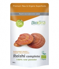 BIOTONA Reishi Complete 100% Raw Powder