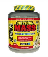 APPLIED NUTRITION Critical Mass / 12 Serv.