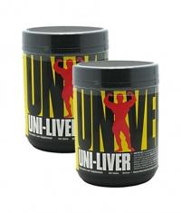 PROMO STACK Universal Uni-Liver 500 Tabs. / x2