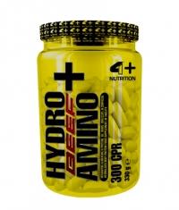 4+ NUTRITION Hydro Beef Amino+ / 300 Caps.