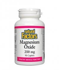 NATURAL FACTORS Magnesium Oxide 250mg. / 90 Caps.