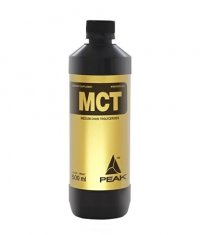 PEAK MCT Oil 500 ml.