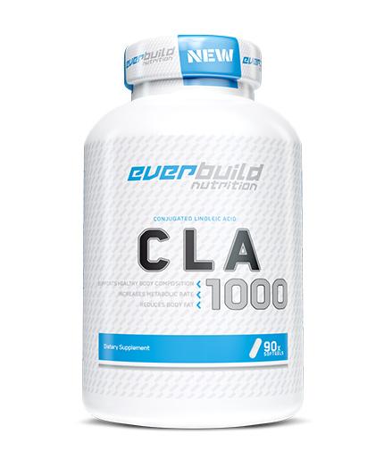 EVERBUILD CLA / 90 Caps.