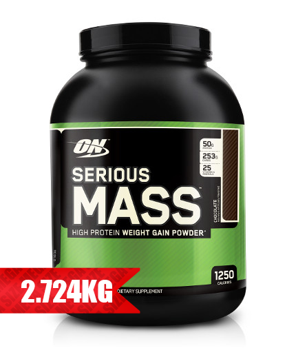 optimum-nutrition Serious Mass 6 lbs.