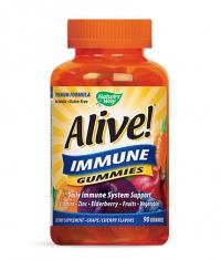 NATURES WAY Alive Immune Premium Gummies / 90 Gummies