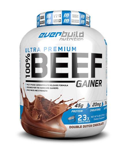 EVERBUILD 100% Beef Gainer