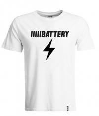 BATTERY T-Shirt Man