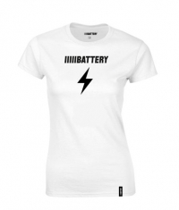 BATTERY T-Shirt Woman