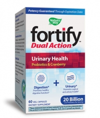 NATURES WAY Fortify Dual Action Urinary Health / 60 Vcaps.